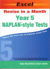 Year 5 NAPLAN-style Tests by Pascal Press (Paperback, 2009)