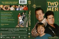 Two and a Half Men - The Complete Third Season (DVD, 2008, 4-Disc Set) Like New