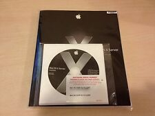 NEW Mac OS X 10.4 Server 10 Client FREE SHIPPING