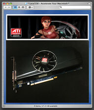 AMD Radeon HD 5850 1GB Graphics Video Card For All Apple Mac Pro 2006-2012 *5870