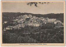CARTOLINA d'Epoca - CATANZARO provincia - Feroleto Antico 1942