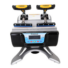 Double Mug Heat Press ST-210 Sublimation Transfer Printing LCD Control Panel