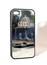NEW AUDI - MIRROR CHROME HARD CASE COVER FOR IPHONE 5/5s
