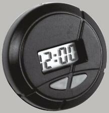 Custom Accessories 72226 Stick-On Round Digital Clock