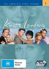 Knots Landing : Season 1 (DVD, 2007, 5-Disc Set) *New & Sealed* Region 4