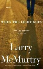 When the Light Goes: A Novel-ExLibrary