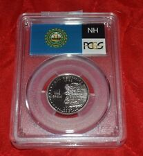 2000 S Proof New Hampshire State Quarter Graded Coin PCGS PR69 DCAM (G016)