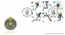 2006 WORLD CUP WINNERS FDC WITH SPECIAL WEMBLEY POSTMARK