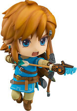 ACTION FIGURE ZELDA BREATH OF THE 10 CM WILD LINK NENDOROID THE LEGEND OF GAME 1