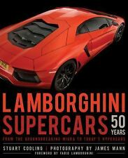 Lamborghini Supercars 50 Years: From the Groundbreaking Miura to Today's Hype...