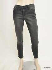 Nwt $179 Joe's The Skinny Ankle Ultra Slim Fit Jeans Pants QTOASX5968 Grey 28