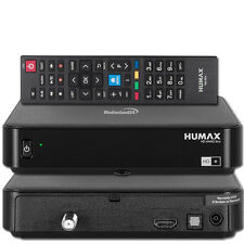 Humax HD Nano Sat Receiver Eco 12 Monate HD+ PVR ready DVB-S2 USB Eco