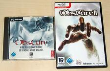 2 PC SPIELE SET - OBSCURE & OBSCURE 2