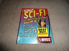 Classic Sci-Fi Ultimate Collection, Vol. 2 [3 Discs] (DVD) Brand New