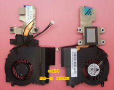 cooler For HP elitebook 2540P CPU cooling heatsink with fan 598788-001