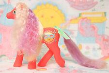 Mein Kleines/My Little Pony - G1 Sundazzle Sweetheart Sister * Sunsplasher * SHS