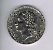 FRANCE - G760 - 5 FRANCS LAVRILLIER 1933 essai  K14473 monnaie de belle qualité