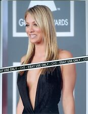 "KALEY CUOCO SEXY!! COLOR CANDID 8x10 PHOTO ""BIG BANG THEORY"" #004"