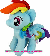 My Little Pony Rainbow Dash 11'' Plush w/ Tag 4th Dimension Official Licensed