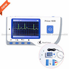 HEAL FORCE PRINCE 180B Handheld ECG EKG Portable Heart Monitor continuous measur