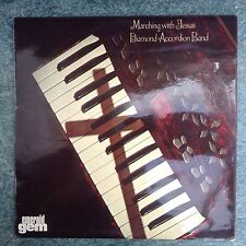 DIAMOND ACCORDION BAND - MARCHING WITH JESUS LP