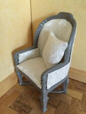 BNIB 2 1/12th Scale Armchairs From The Queen's Dolls house Collection