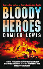 LEWIS,DAMIEN-BLOODY HEROES BOOK NEW