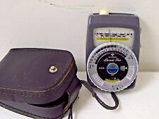 Gossen Luna Pro Hand Held Light Meter Made in Germany
