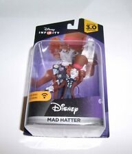 DISNEY INFINITY 3.0 Character Figure Mad Hatter New Sealed Fast Shipping Alice
