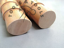 Round & Oval Wood Stepped Mandrels Bangle Bracelet Shaping Wooden Jewlery Making