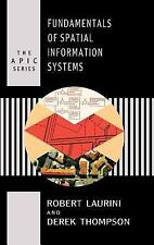 Fundamentals of Spatial Information Systems-ExLibrary