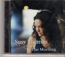 (GA880)  Susy Thomas, In The Morning - 2006 Sealed CD