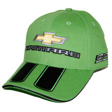 2010 - 2011 2016 Chevrolet Camaro SS Synergy Green Hat Cap SHIPPED IN A BOX