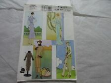 """VOGUE DOLL COLLECTION Pattern #P941 Barbie 11-1/2"""" Vintage 1920-1930's Clothing"""