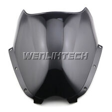 Motorcycle Windshield Windscreen For Hyosung GT125 GT250R GT650R Black