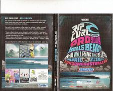 Rip Curl:ASF Pro 2009:Bells Beach:Torquay Australia-Surfing Australia-DVD