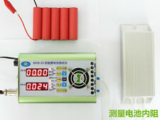 20V/10A Battery Discharge Capacity Internal Resistance Meter Tester + Software