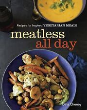 MEATLESS ALL DAY (9781621137764) - DINA CHENEY (PAPERBACK) NEW