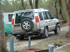 Landrover Discovery 2 , Back Door gold ...