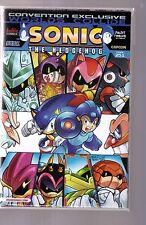 ARCHIE COMICS SONIC THE HEDGEHOG #251 2013 NYCC EXCLUSIVE VARIANT