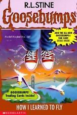 How I Learned to Fly (Goosebumps) by R. L. Stine, Good Book