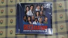 Grey's Anatomy - Original Soundtrack - Volume 3