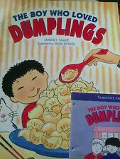 Teacher Big Book BOY WHO LOVED DUMPLINGS/ GUIDE Kindergarten 1st SHARED READING