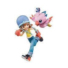 MegaHouse G.E.M Digital Monster DIGIMON ADVENTURE Sora & Piyomon Figure FM2947