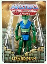 Masters Of The UniverseClassicsLizard Man FigureHeroic Cold Blooded Ally