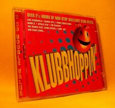 CD Klubbhoppin' (2XCD) Mixed Compilation 29TR 1997 Techno, Euro House, Trance