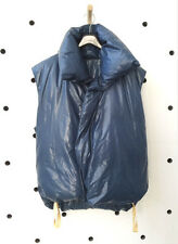 Maison Martin Margiela Medium Blue garbage bag puffa vest/gillet