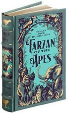 TARZAN OF THE APES ~ EDGAR RICE BURROUGHS ~ LEATHER GIFT EDITION ~ NEW