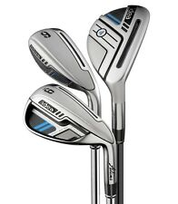 New 2013 Adams idea Iron Set 4h-SW ALL Graphite LADIES flex Irons 4-PW+SW Womens