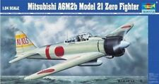 Trumpeter 1/24 02405 Mitsubishi A6M2b Model 2I Zero Fighter